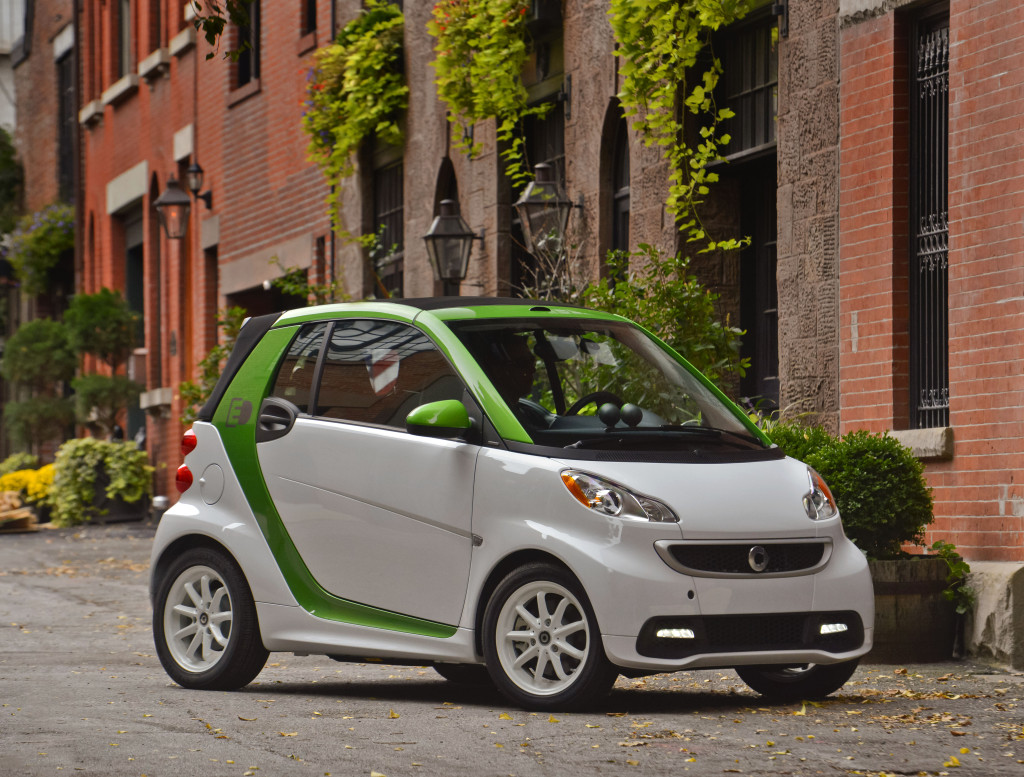 Smart Electric Photo courtesy of Smart