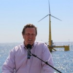 Maine Project Launches First Grid-Connected Offshore Wind Turbine in the U.S., Source: DOE