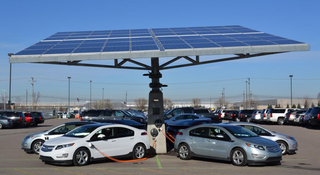 Photo courtesy of Envision Solar International