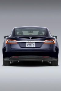 Tesla Model S Image courtesy of Tesla