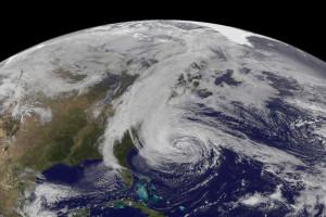 Photo courtesy of NOAA/NASA