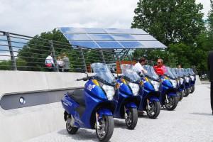 Solar Ladestation Photo courtesy of Younicos