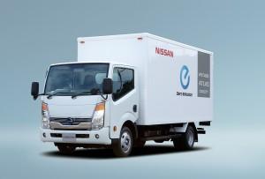 Nissan e-NT400 ATLAS Concept Photo courtesy of Nissan