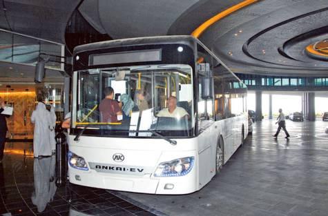 Photo courtesy of Abu Dhabi Department of Transportation