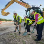Work starts on new signalling and training centre in Basingstoke (Network Rail)