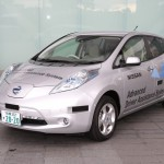Nissan LEAF with Highly Advanced Driver Assist System Gets First License Plate for Public Road Testing in Japan