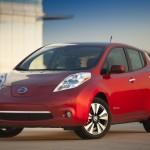 Nissan Celebrates LEAF Sales Milestone on National Plug In Day