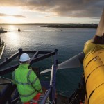 Alstom teams up with GDF Suez to equip the raz Blanchard tidal power pilot farm