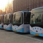 Nanjing China Electrifies Public Transportation, Launches Zero-Emission Fleets