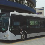 City of Dalian Places Order for 1,200 BYD Electric Buses