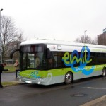 World's First Electric Bus with Bombardier's PRIMOVE System Begins Revenue Service
