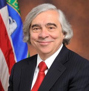Secretary Moniz Photo courtesy of DOE