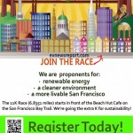 Sustainable Race, First Annual San Francisco 11K Run