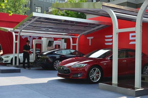 Photo courtesy of Hanergy Solar Group