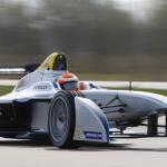 Free admission to fans at Donington Park pre-season testing, Formula E