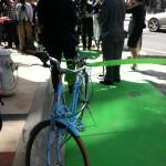 New Bike Lane Creates Key Link between Market Street and Civic Center
