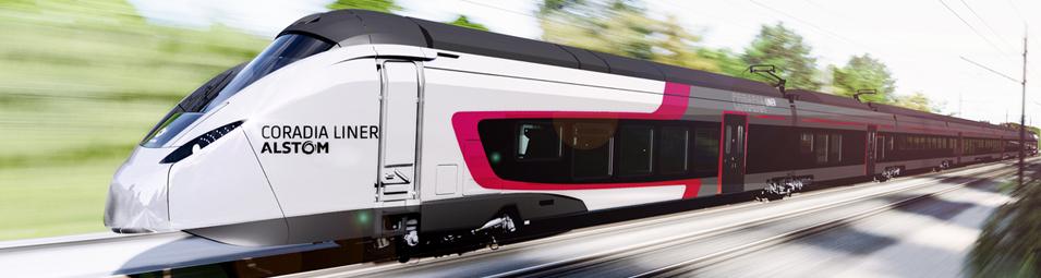Coradia Liner V200. Copyright: Alstom Transport / Design & Styling Courtesy of Alstom