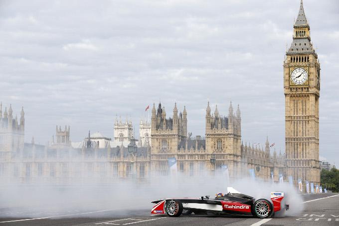 Photo courtesy of Formula E
