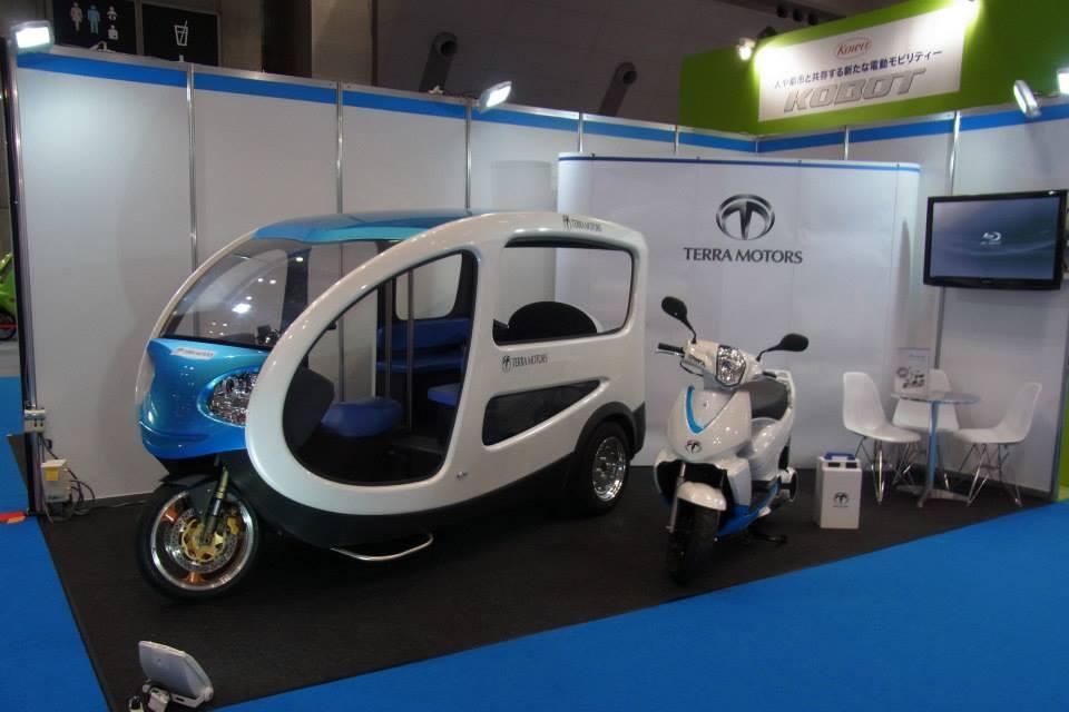 4. Terra Motors