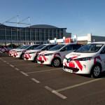 SEMMARIS inaugurates its new fleet of Renault ZOE electric vehicles at RUNGIS International Market
