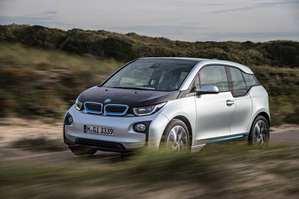 BMW i3 Photo courtesy of BMW NRG eVgo Partnership with BMW Expands Access to Electric Vehicle Fast Charging Network