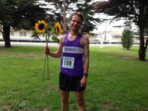 Male Winner Iain Burns 42:06.85