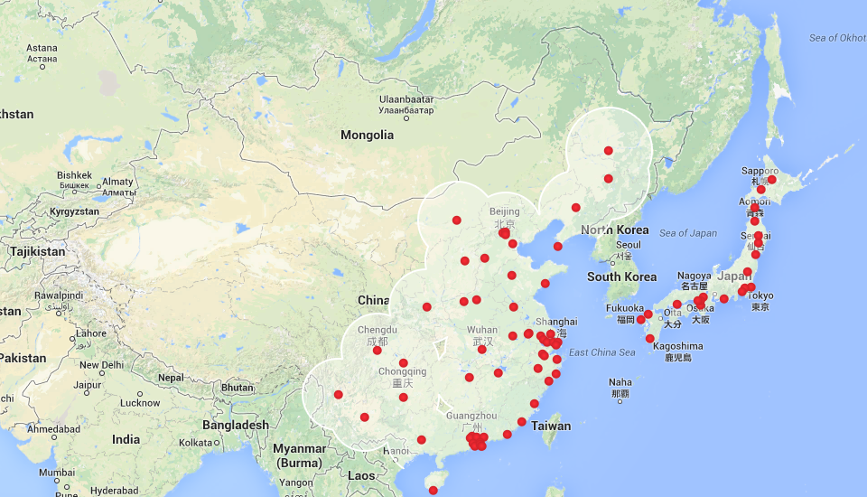 Asia Supercharger Network 2015