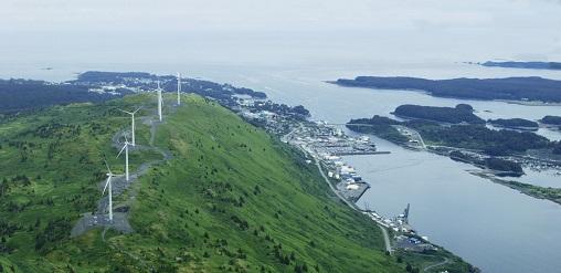 Kodiak, Alaska Photo courtesy of ABB