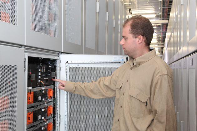 Tehachapi Storage Project