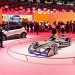 Formula E car to star in Paris Motor Show