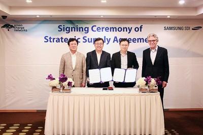 Photo courtesy of Samsung SDI
