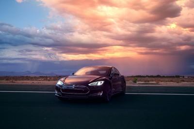 Dual Motor Model S and Autopilot Photo courtesy of Tesla