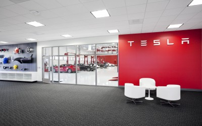 Significantly Improved Leasing for a Tesla with US Bank Photo courtesy of Tesla