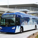 New Flyer Presents the Xcelsior® All-electric Battery Bus