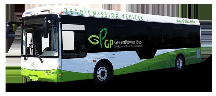 Photo courtesy of GreenPower Motor Company