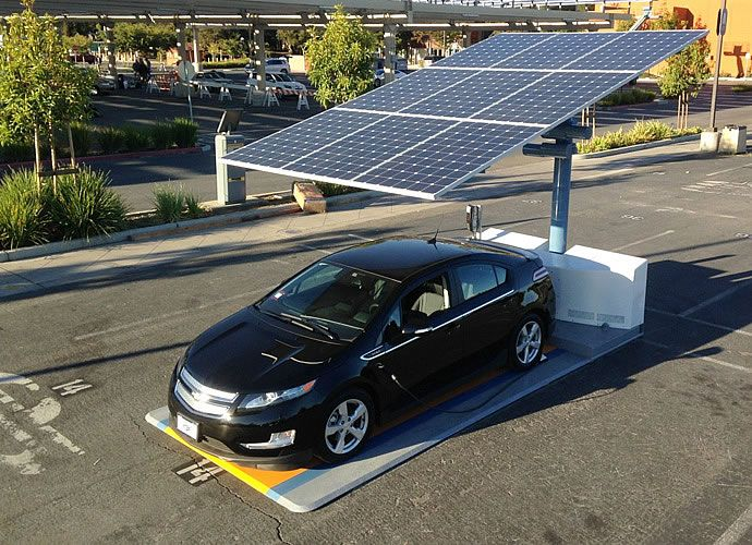 Envision Solar Receives Order From Silicon Valley Search Engine For 20 EV ARC™ Solar Powered Electric Vehicle Charging Stations