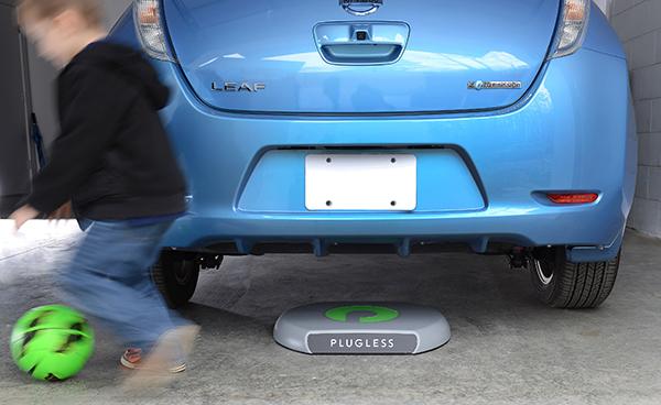 Plugless L2 Parking Pad LEAF