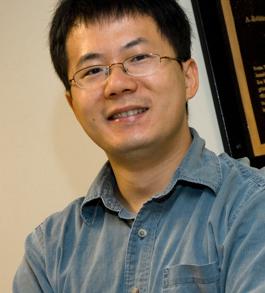 Yiying Wu Photo courtesy of Ohio State University