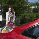 Nissan offers free public charging for new LEAF buyers in Atlanta