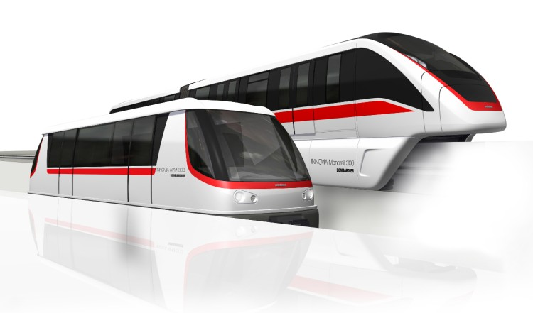 Image courtesy of Bombardier Bombardier and CSR Puzhen Announce Joint Venture
