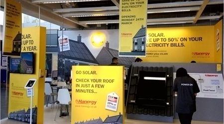 Image courtesy of Hanergy Speech by Amber Rudd to Solar Energy UK, the UK solar industry's expo event.