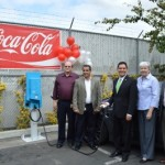 Coca-Cola and NRG eVgo Join Forces to Cut California Emissions