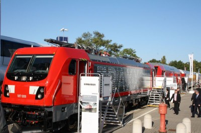 Photo courtesy of AEGPS AEG Power Solutions Wins Bombardier Transportation Contract to Equip Deutsche Bahn Locomotives with On-Board Battery Chargers