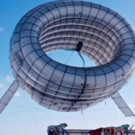 Floating wind turbines bring electricity where it's needed