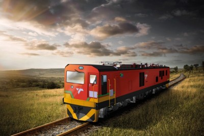Electric Locomotives Bombardier TRAXX Africa Image courtesy of Bombardier ABB wins transformer order for South Africa's expanding electric rail fleet