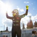 Piquet Masters Formula E Moscow